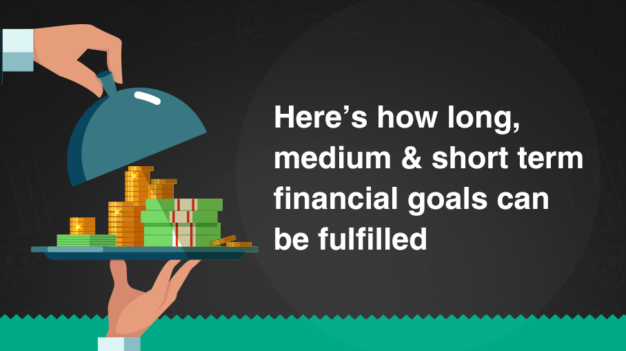 What are the kinds of financial goals I can fulfill with Mutual Funds?