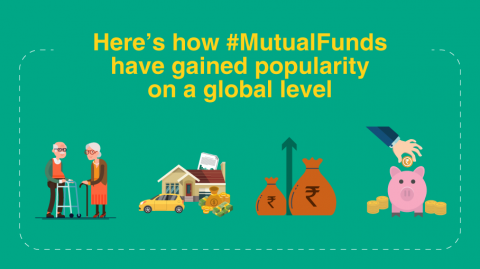 How popular are Mutual Funds in other countries?